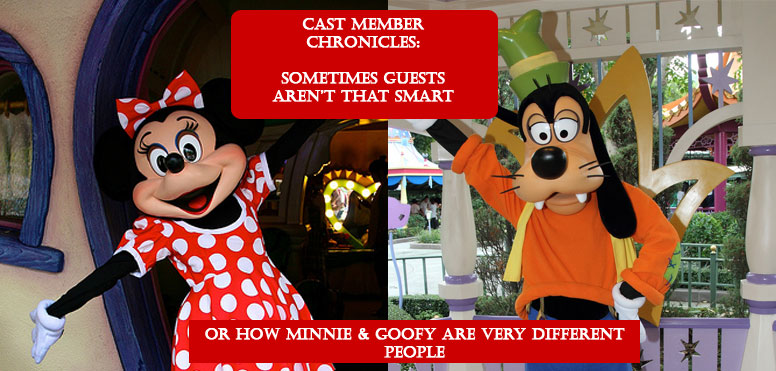 Cast Member Chronicles, Minnie, Goofy , Disney