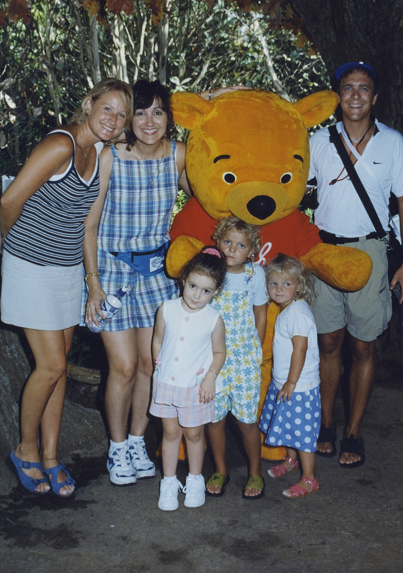 walt disney world, summer, winnie the boy, vintage,