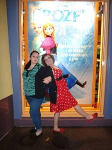 frozen, reinactment, disney pricnesses, anna and else