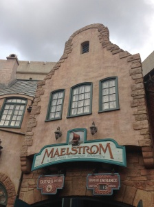 malestrom, epcot, norway, norway ride, walt disney world