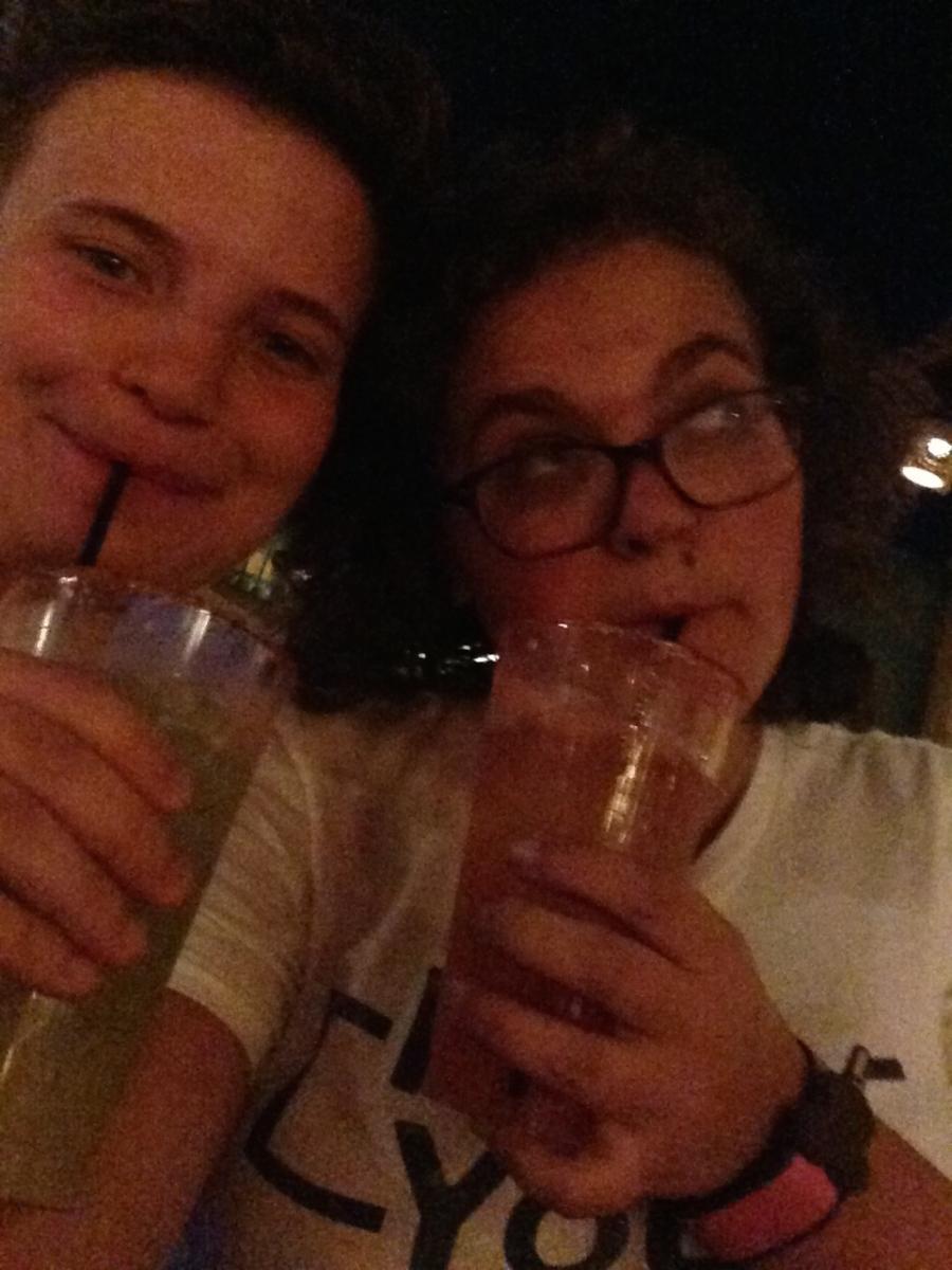 Walt Disney World, EPCOT, Mexico, Margaritas, selfie, lgbt, gay
