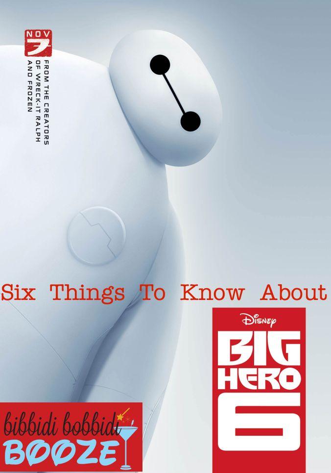big hero 6, marvel, walt disney studios, movie review, big hero 6 movie review, 6 things to know about big hero 6
