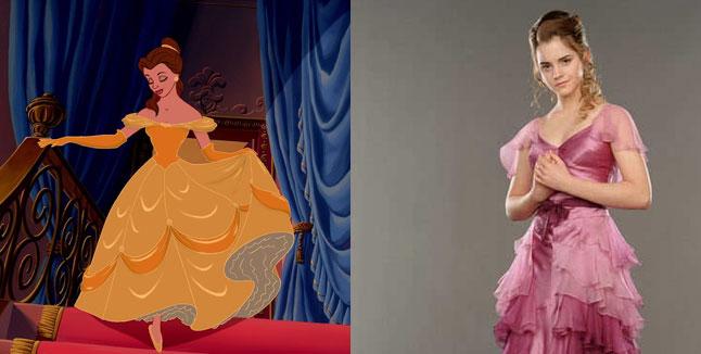La Belle et la Bête [Disney - 2017] - Sujet d'avant-sortie Belle1