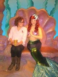 ariel, the little mermaid, disney princess, walt disney world