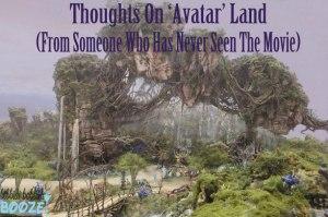 disney's animal kingdom, avatar land, avatar, pandora, walt disney world
