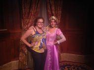 tangled, walt disney world, magic kingdom, princess fairytale hall, rapunzel, disney princess