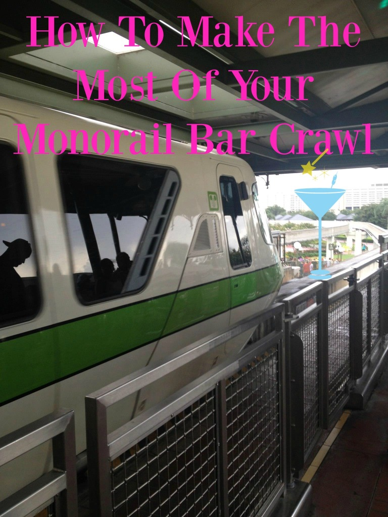 disney bar crawl, drinking at disney, walt disney world
